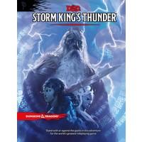 D&D 5E -  Storm King Thunder RPG