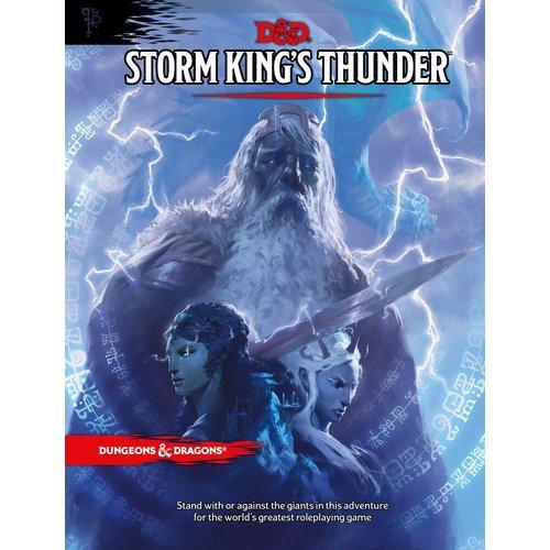 WotC - D&D 5E -  Storm King Thunder RPG