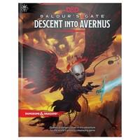 D&D 5E - Baldur's Gate Descent Into Avernus