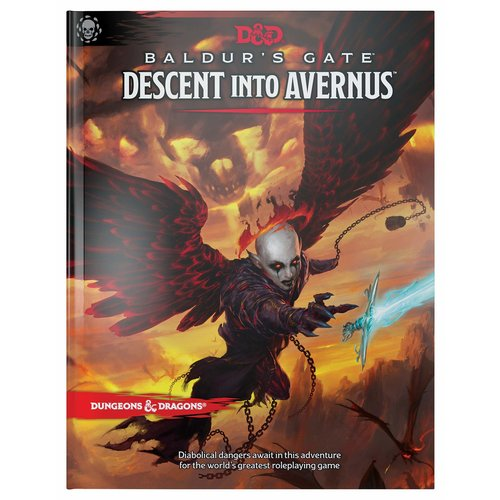 WotC - D&D 5E - Baldur's Gate Descent Into Avernus