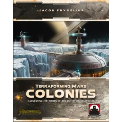 Stronghold Games Terraforming Mars ENG- Colonies  exp.