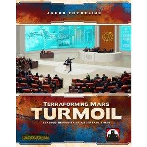 Stronghold Games Terraforming Mars ENG- Turmoil exp.