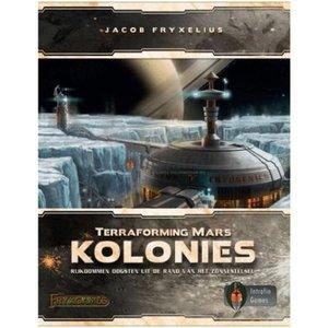 Intrafin Terraforming Mars NL- Colonies exp.