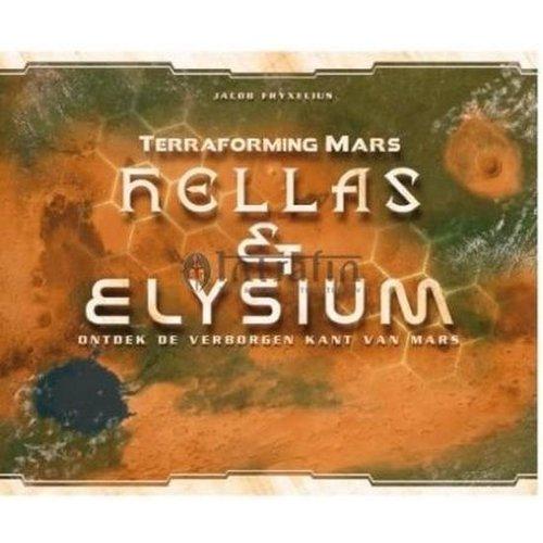 Intrafin Terraforming Mars NL- Hellas & Elysium exp.