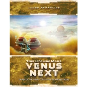 Intrafin Terraforming Mars NL- Venus Next exp.