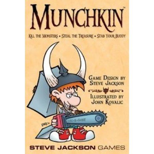 Steve Jackson Games Munchkin ENG Basic