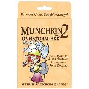 Steve Jackson Games Munchkin ENG 2 - Unnatural Axe