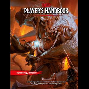 WotC - D&D 5E - Player's Handbook