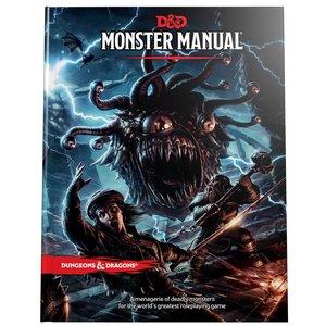WotC - D&D 5E - Monster Manual