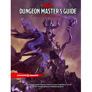 Wizards of the Coast D&D 5E Dungeon Master Guide