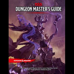 WotC - D&D 5E Dungeon Master Guide