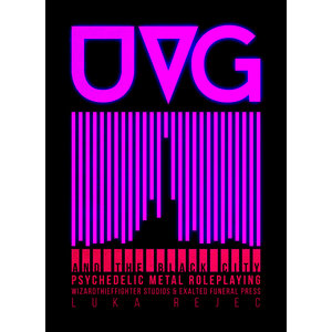 - Ultraviolet Grasslands and the Black City RPG (UVG)