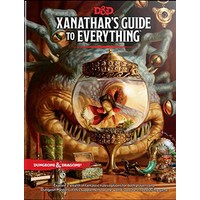 D&D 5E -Xanathar's Guide to Everything