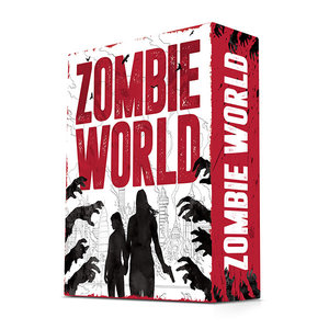 Magpie Games Zombie World RPG