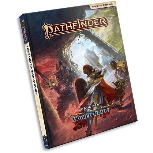 Paizo Pathfinder 2nd Ed- Lost Omens World Guide