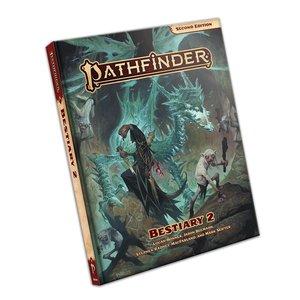 Paizo Pathfinder 2nd Ed - Bestiary 2