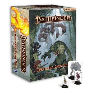 Paizo Pathfinder 2nd Ed - Bestiary Pawn Box
