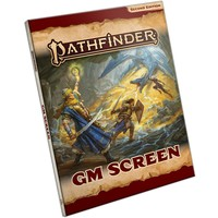 Pathfinder 2nd Ed. GM screen