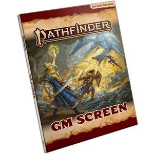 - Pathfinder 2nd Ed. GM screen