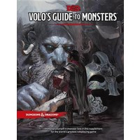 D&D 5E - Volo's Guide to Monsters
