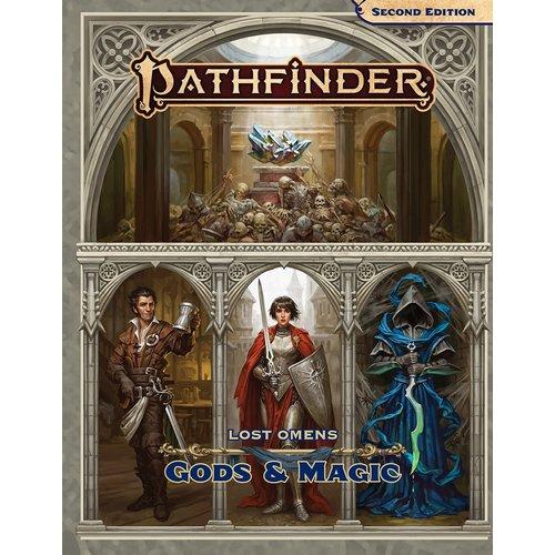 Paizo Pathfinder 2nd Ed - Lost Omens Gods & Magic