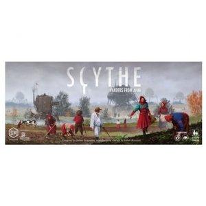 Stonemaier Scythe- Invaders from Afar exp.