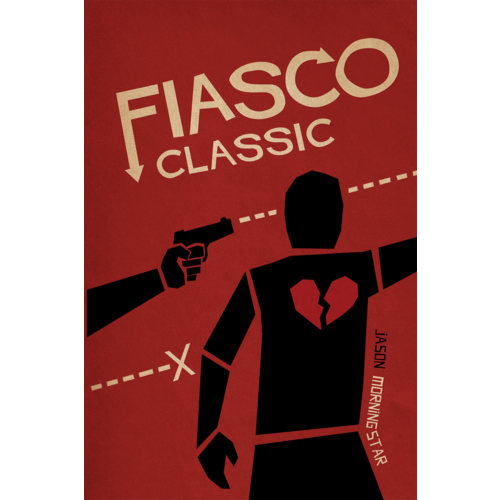 Bully Pulpit Games Fiasco RPG- Classic (Book)