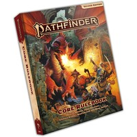 Pathfinder 2nd Ed - Core Rulebook