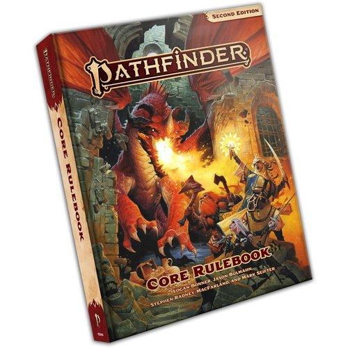 Paizo Pathfinder 2nd Ed - Core Rulebook