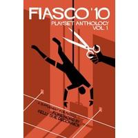 Fiasco RPG- '10 Playset Anthology Vol 1 (Book)