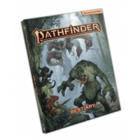 Pathfinder 2nd Ed - Bestiary