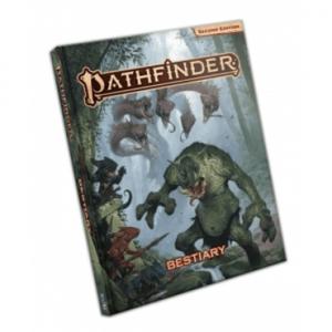 Paizo Pathfinder 2nd Ed - Bestiary