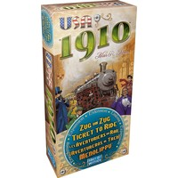 Ticket to Ride- USA 1910 exp.
