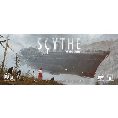 Stonemaier Scythe- The Wind Gambit exp.