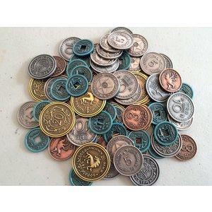 - Scythe- Metal Coins Upgrade Pack