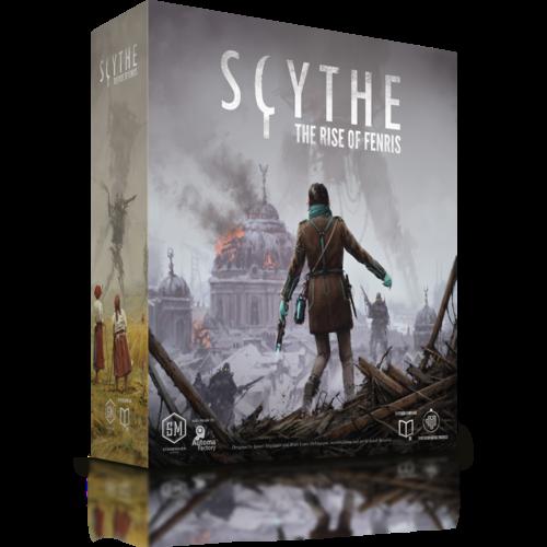 Stonemaier Scythe- Rise of Fenris exp.