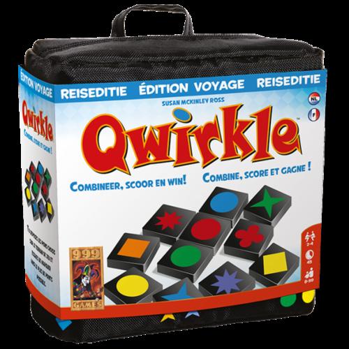 999 Games Qwirkle reiseditie