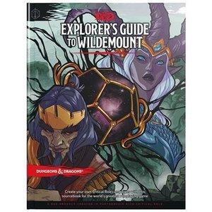 WotC - D&D 5E - Explorer's Guide to Wildemount