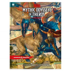 Wizards of the Coast D&D 5E - Mythic Odysseys of Theros