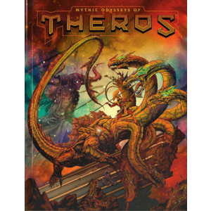 Wizards of the Coast D&D 5E Mythic Odysseys of Theros Limited Edition
