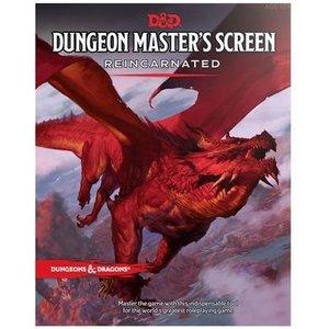 WotC - D&D 5E - Dungeon's Masters Screen Reincarnated