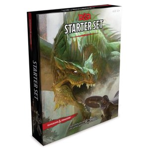 Wizards of the Coast D&D 5E Starter Set