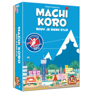WGG Machi Koro NL