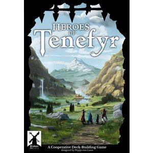 - Heroes of Tenefyr