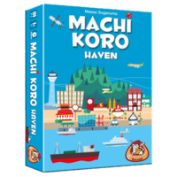 Machi Koro NL- Haven exp.
