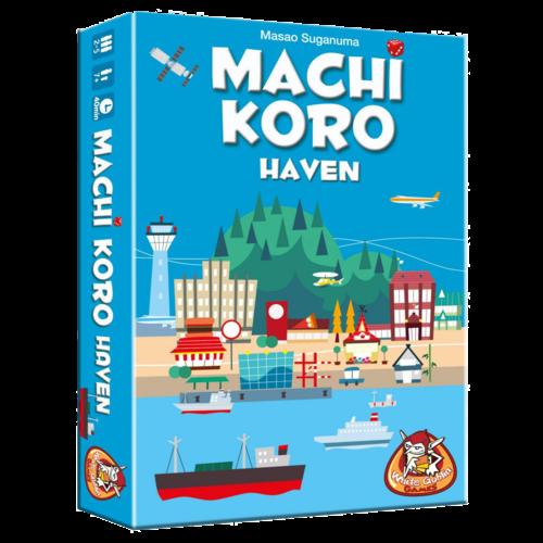WGG Machi Koro NL- Haven exp.
