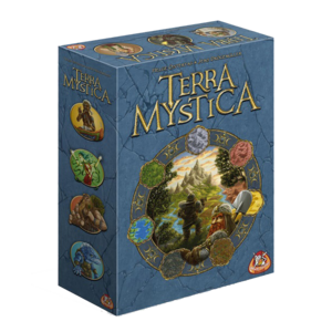 White Goblin Games Terra Mystica (NL)