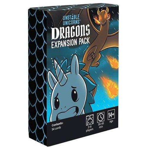 Unstable Games Unstable Unicorns- Dragons exp.