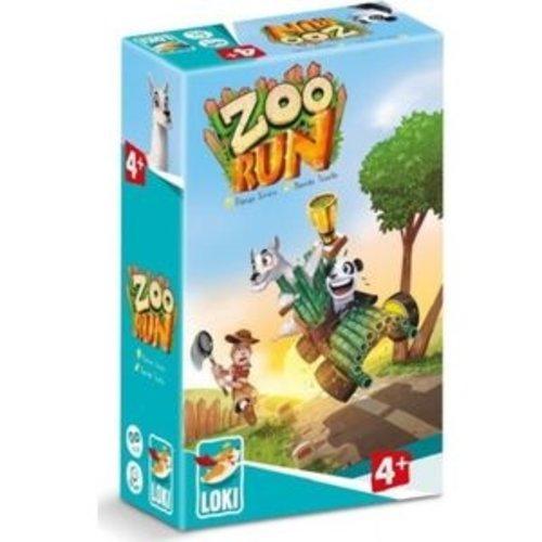 Asmodee Zoo Run
