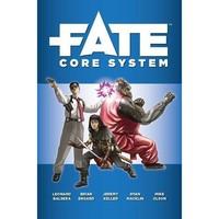 Fate RPG- Core System